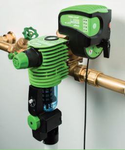 Grünbeck Wasserfilter zum Schutz der Hauswasserinstallation