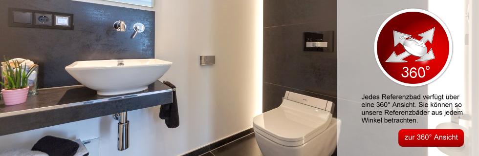 Gäste-WC mal anders! - Schröder Heizung Sanitär