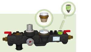 Heizungswasseraufbereitung - Armatur GENO-therm®