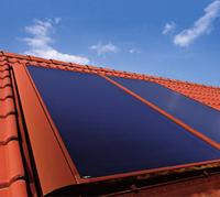 Solarthermie von Schröder Heizung Sanitär OHG in Delmenhorst zwischen Bremen, Oldenburg und Wildeshausen.